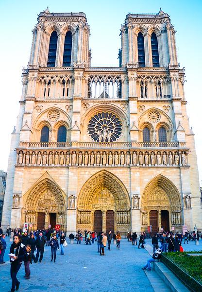 Notre-Dame Cathedral <br /> Paris