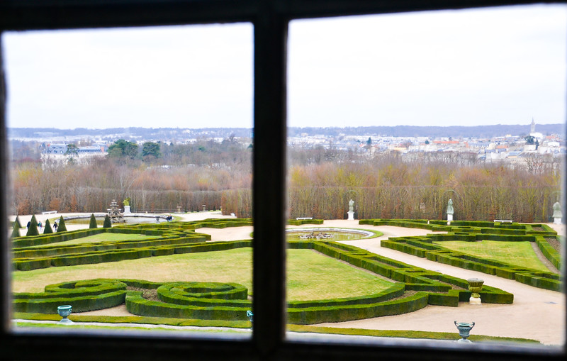 Grounds of The Palace of Versailles<br /> Île-de-France