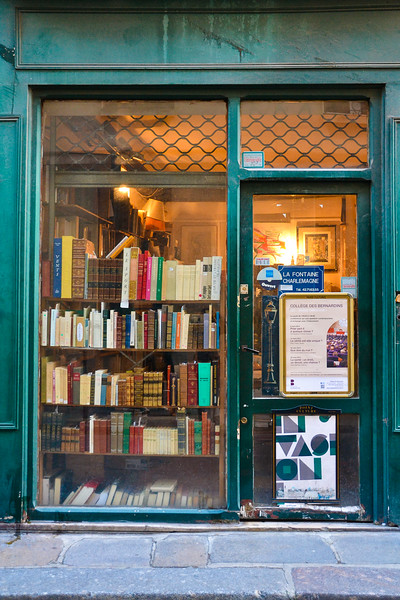 Bookstore<br /> Paris
