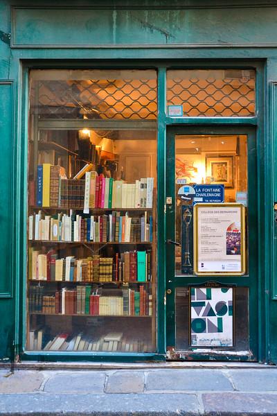 Bookstore<br /> Paris