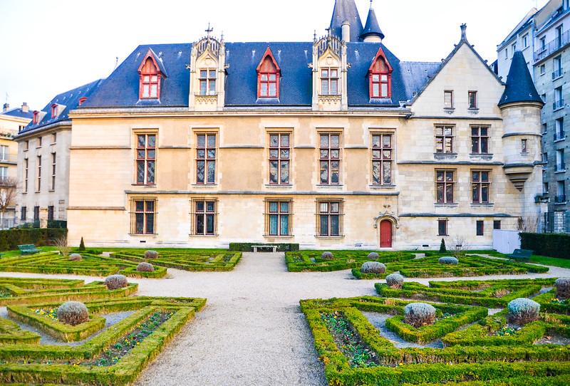 Historical House<br /> Paris