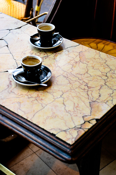 Coffee Break<br /> Le Bistrot du Peintre<br /> Paris