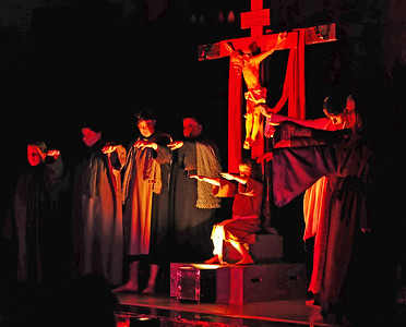 FRANCISCAN PLAYERS -JESUS THE HEALER- 04/13/19