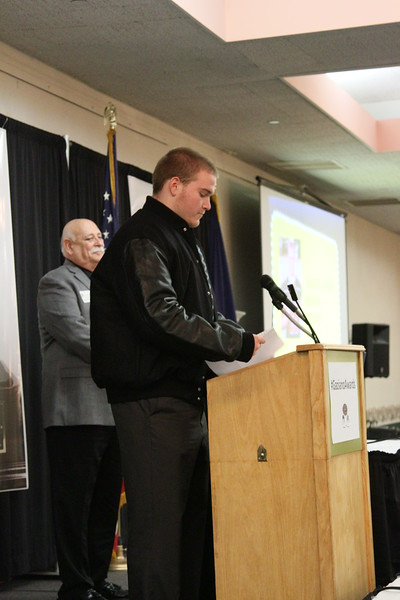 Frank Gaziano Lineman Awards January 28, 2017 091