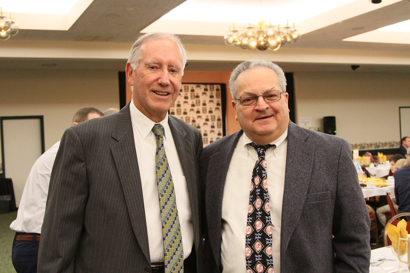 Jeff Kane, Board of Director's Treasurer and Former President of National Dist. And, Son-in-law of Frank Gaziano
