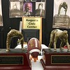 TRAVELING TROPHIES  Photo by Jenn Bouffard from National Dist.