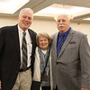 Charles Hews, a Selection Committee Member & Ingrid Hews. Pete DeSimon, The Brain Child, President & Selection Committee Member