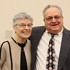 Catherine Flemming and Carmine Castaldo Retired Employees of Frank Gaziano at National Dist.
