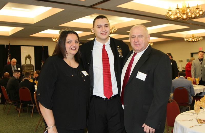 Frank Gaziano Lineman Awards January 28, 2017 043