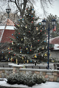 TOWN SQUARE CHRISTMAS TREE