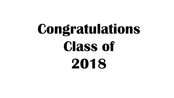 FRANKLIN HS PROJECT GRAD 2018