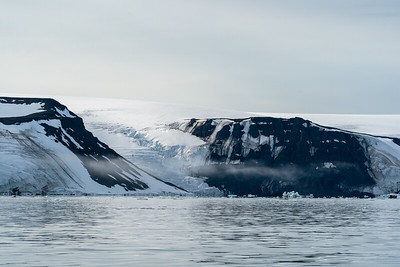 Glacier Smith Bay