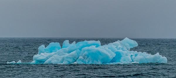 Iceberg, Prince George Land, Franz Joseph Land