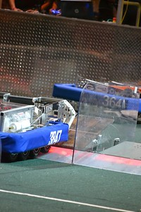 2016 FIRST Bayou Regional Robotics Competition - Bouvier - 168