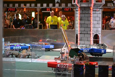 2016 FIRST Bayou Regional Robotics Competition - Bouvier - 173