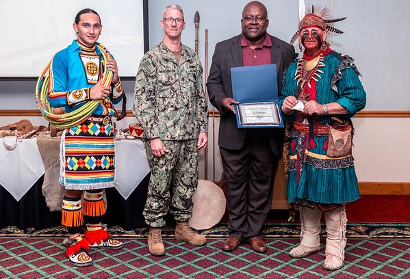 FRCSE Jacksonville Native American History Month (Nov 20, 2017)