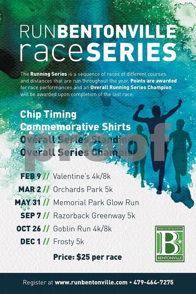 Run Bentonville 2013 - Bentonville Parks & Rec