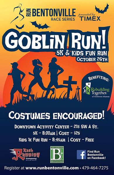 Goblin Run Kids 2013
