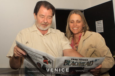 Free Venice Beachhead. Local newspaper offers archive and neighborhood information. www.freevenice.org.   See if you made the cut www.venicepaparazzi.com
