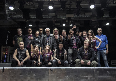 The BEST crew in the world!! 3AM - STOCKHOLM SLAUGHTER AKT III