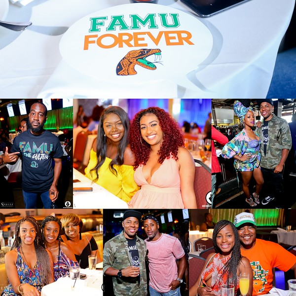 FRIENDS OF FAM BRUNCH @ SUITE LOUNGE  8-12-18