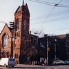 College Street United Church 1986 before being re-developed by John S