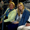 SIS DOTTIE N DANIELLE  US OPEN  MOON SEATS