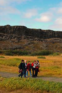 Þórdís, Viggó, Svala, Regína og Álfhildur