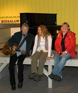 Rúnar Júlíusson, Berglind og Berglind