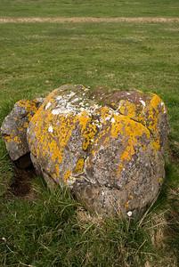 Þórssteinn eða blótsteinn á Þingvöllum í Helgafellssveit.