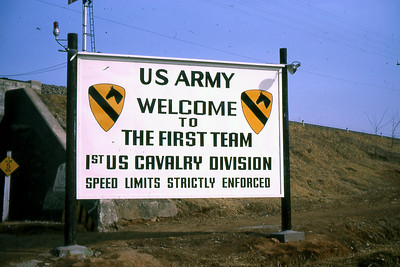 1st US Cavalry Division