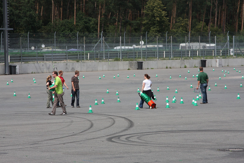 FSG09 in Hockenheim