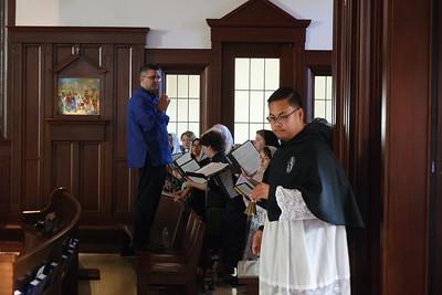 FSSP Solemn High Mass at USC Caruso (Oct. 1, 2016)