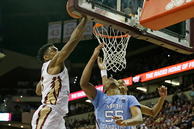 North Carolina Tar Heels @ Florida State Seminoles