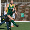 Fitchburg State University women's field hockey played Eastern Connecticut State on Saturday, Nov. 2, 2019. FSU's #3 Shelley Lielasus. SENTINEL & ENTERPRISE/JOHN LOVE