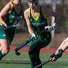Fitchburg State University women's field hockey played Eastern Connecticut State on Saturday, Nov. 2, 2019. FSU's #1 Sophia Sousa. SENTINEL & ENTERPRISE/JOHN LOVE