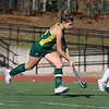 Fitchburg State University women's field hockey played Eastern Connecticut State on Saturday, Nov. 2, 2019. FSU's #12 Sophia Laperie. SENTINEL & ENTERPRISE/JOHN LOVE