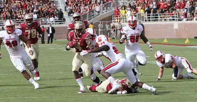Dalvin Cook leaves NC State behind