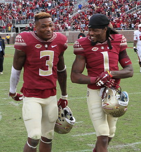Derwin James and Ty Hunter.