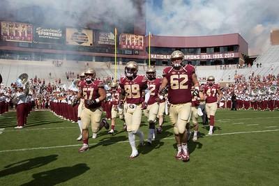 Seminoles take the field!