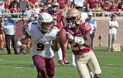 DJ Matthews touchdown!