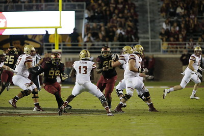 Boston College Football at Florida State Seminoles.November 17, 2018