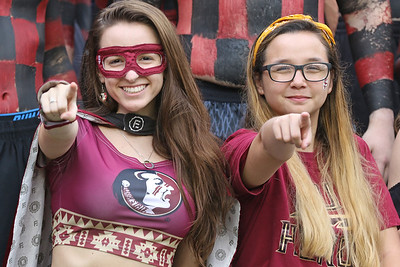 September 3, 2018.  Virginia Tech @ Florida State.  Doak Campbell Stadium in Tallahassee, Florida, USA (Credit Image: Ken Lanese)