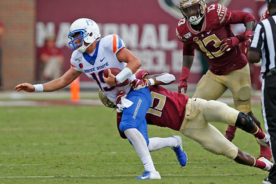 Boise St. Broncos vs. Florida State Seminoles