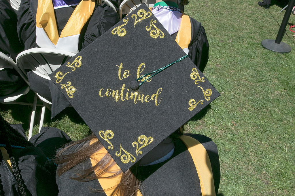 . The 123rd Commencement ceremony for Undergraduates was held at Fitchburg State University on Saturday, May 18, 2019. I wonder what the next chapter will bring. SENTINEL & ENTERPRISE/JOHN LOVE