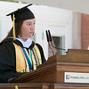 The 123rd Commencement ceremony for Undergraduates was held at Fitchburg State University on Saturday, May 18, 2019. The Valedictorian address was given by graduate Madison Medina. SENTINEL & ENTERPRISE/JOHN LOVE