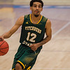Fitchburg State's Leonny Burgos in action against Worcester State on Saturday afternoon. SENTINEL & ENTERPRISE / Ashley Green