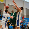 Fitchburg State's Jaleel Bell in action against Worcester State on Saturday afternoon. SENTINEL & ENTERPRISE / Ashley Green