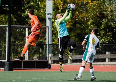 FSU Mens Soccer v. Salem State