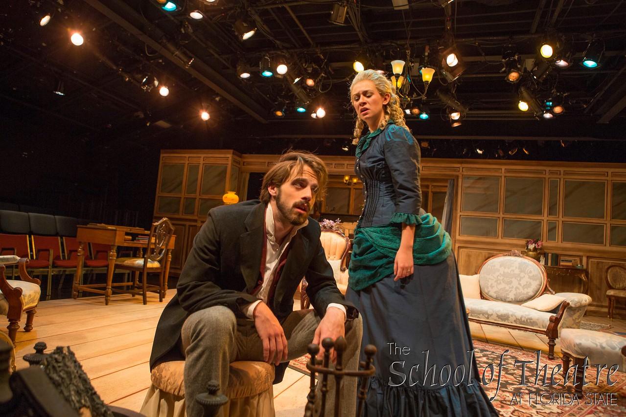 Hedda Gabler Lab Theatre 2016